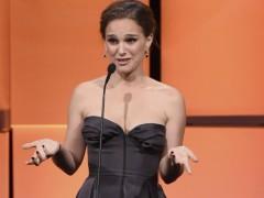 Natalie Portman cancela su visita a Israel para recibir un premio