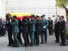 Los restos mortales de José Manuel Maza llegan a Madrid