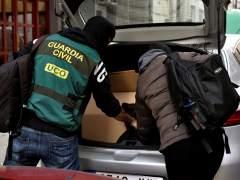 Al menos tres detenidos en una operación contra la trata de mujeres