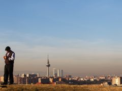 Más del 60% de las estaciones de Madrid superaron en 2017 los niveles máximos de polución