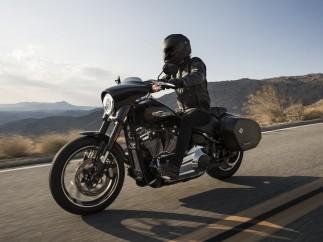 Sport Glide 2018, la nueva Softail de Harley-Davidson