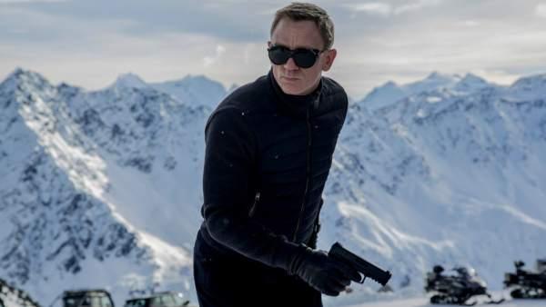 5. James Bond