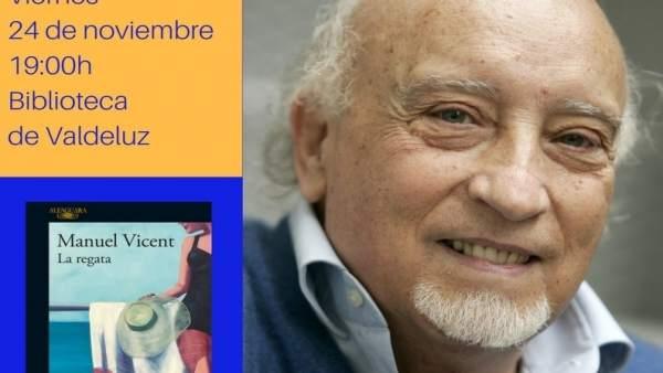 Ndep Manuel Vicent Presenta El Próximo 24 De Noviembre Su Última Obra 'La Regata