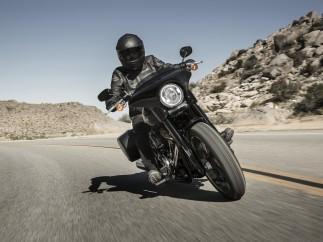 Ahora es más precisa frenando, según Harley-Davidson