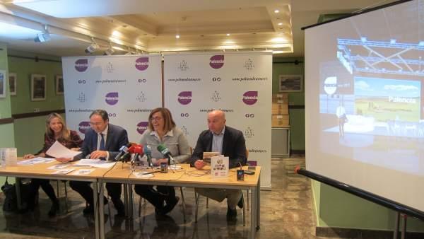 Presentación de la oferta de Palencia Turismo.