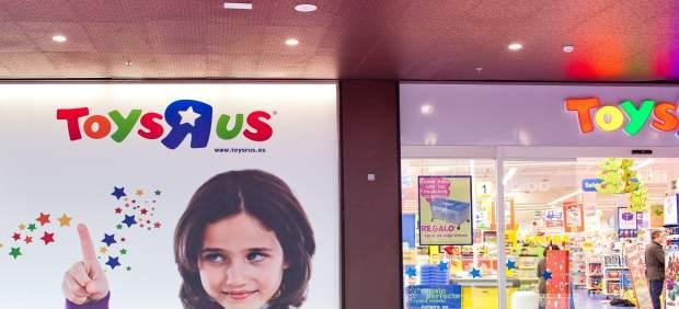 Toys 'R' Us traslada su tienda al Centro Comercial Alisios, en Las Palma de Gran Canaria