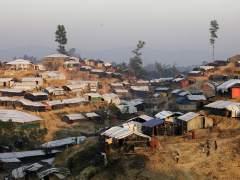 Unicef alerta de presencia de E.coli en los campamentos de rohinyás