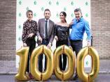 Zapeando cumple 1.000 programas