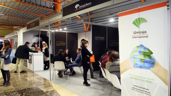 Unicaja Banco patrocinador principan en IMEX Andalucía