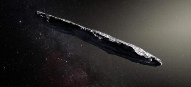 La comunidad científica revela nuevos datos sobre 'Oumuamua' mientras se aleja