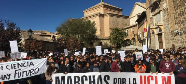 Marchas UCLM