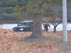 Corea del Norte refuerza su frontera tras la fuga de un desertor