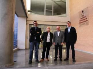 Los cuatro investigadores altamente citados de la Universidad de Granada