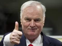 Ratko Mladic, condenado a cadena perpetua por la masacre de Srebrenica