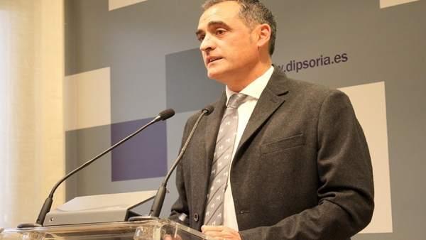 Martín Navas, diputado Turismo.