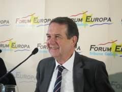 Abel Caballero en el Fórum Europa