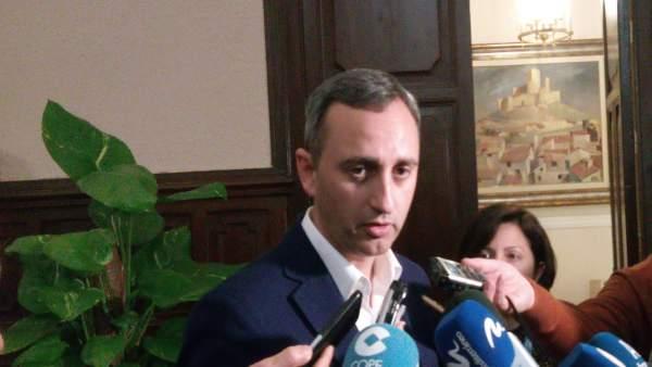 César Sánchez, imagen de archivo