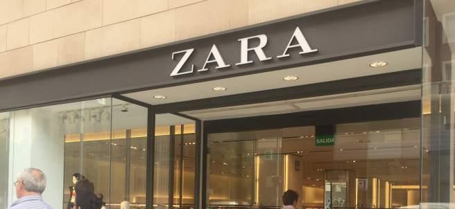 Zara, buque insignia de Inditex