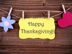 Las mejores frases para un feliz Día de Acción de Gracias 2017