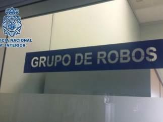 Grupo de robos