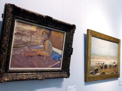 Sotheby's subasta cuatro lienzos de Sorolla