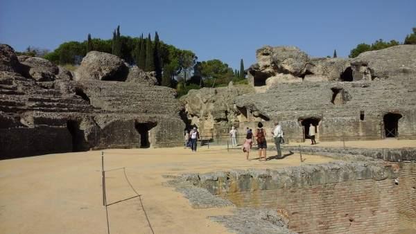 Anfiteatro de Itálica.