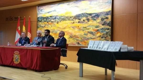 Ávila: Presentación De Los 23 Volúmenes