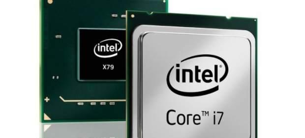 Los procesadores de Intel