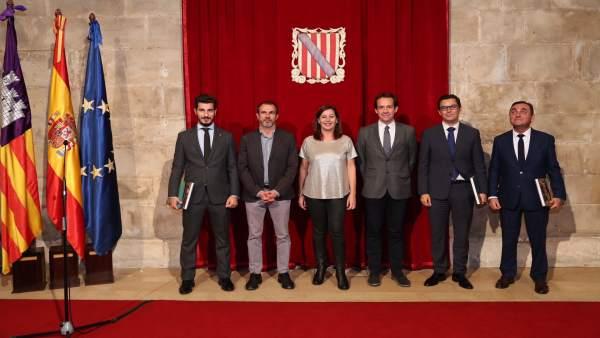 Baleares forma un frente común con Canarias, Ceuta y Melilla en movilidad