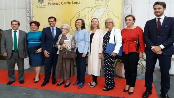 Ida Vitale recibe el Premio Lorca de Poesía