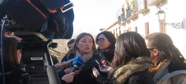 Isabel Nieto, exconcejal en el Ayuntamiento de Granada