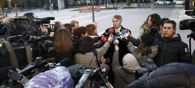 Juicio por la violación grupal en 'Sanfermines'