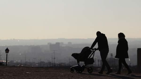47b016bd649ee España mejora sus índices de contaminación y la UE descarta expedientarla  por la mala calidad del aire. Boina de contaminación en Madrid