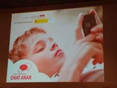 Los niños ya pueden alertar de la violencia que sufren a través de una nueva app