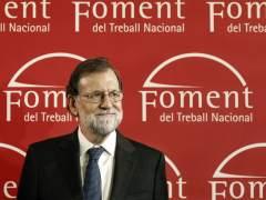 """Rajoy: """"Tras el 155 estamos mucho mejor porque todo el mundo ha cumplido su deber"""""""