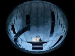 El Liceu de Barcelona estrena 'Tristan und Isolde' con una impactante escenografía