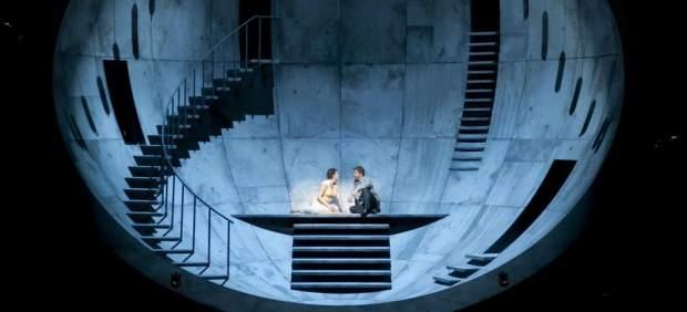 La ópera 'Tristane und Isolde' se representará en el Liceu de Barcelona.