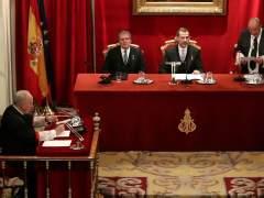 Pizarro reivindica el Estado de Derecho como eje imprescindible para la convivencia y el progreso