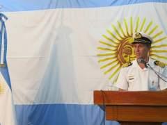 La Armada argentina evita pronunciarse sobre el estado de los tripulantes del submarino