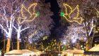 Barcelona enciende sus luces de Navidad