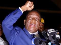 Mnangagwa toma posesión y ya es el segundo presidente de la historia de Zimbabue