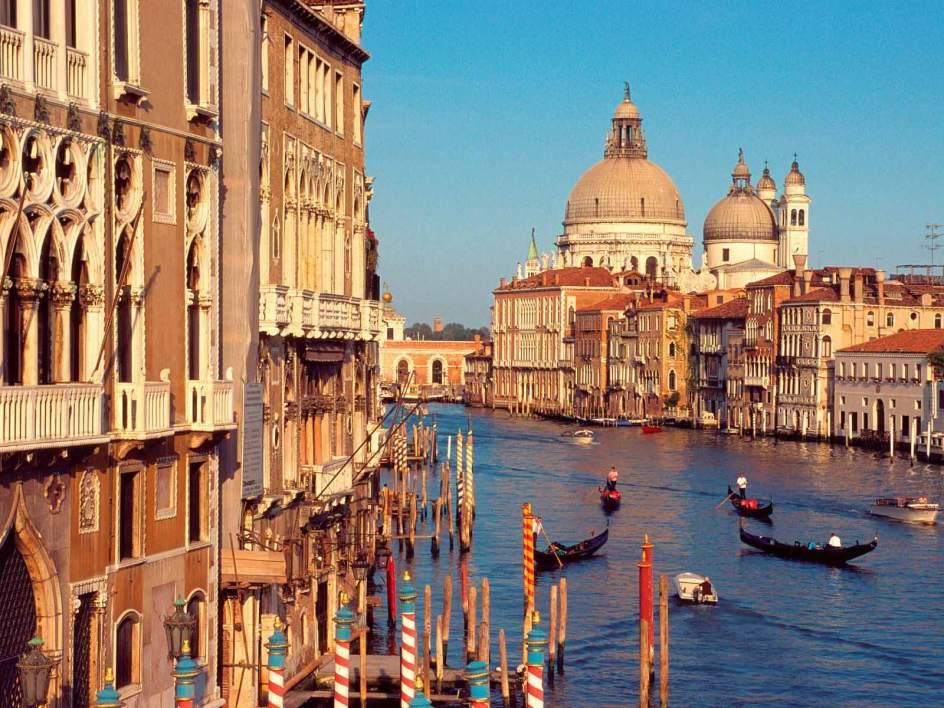 restaurante de Venecia