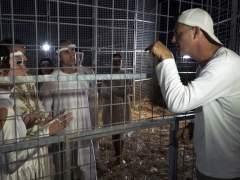 Frank Cuesta se enfrenta cara a cara con un circo con animales