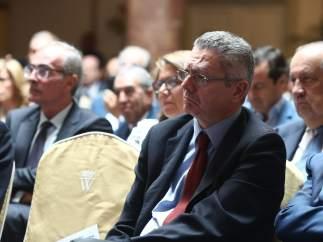 El exalcalde de Madrid y exministro de Justicia, Alberto Ruiz Gallardón.