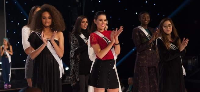 Candidatas al certamen Miss Universo