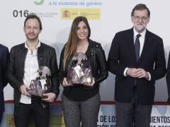 """Rajoy reconoce la """"valentía"""" de Alfonso Magaña por """"frenar una agresión"""" machista"""