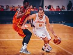 España gana en Montenegro su primer partido clasificatorio