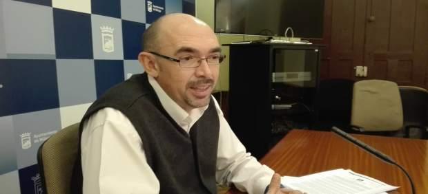 Eduardo Zorrilla en rueda de prensa