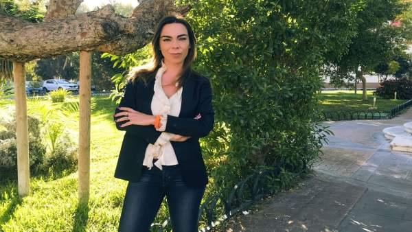 Diputada provincial, Cártama secretaria de Acción Institucional Cs Pardo Teresa