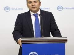 El diputado del Partido Popular en la Asamblea Regional, Jesús Cano